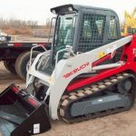 Takeuchi TL230 Crawler Loader Operators Manual(Book No. AU5E001)