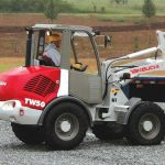 Takeuchi TW50/60 Wheel Loader Operators Manual