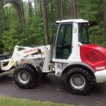 Takeuchi TW80 Wheel Loader Operators Manual