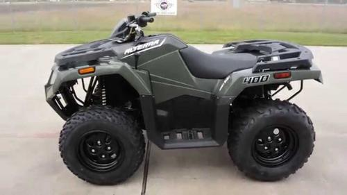 2007 Arctic Cat 400/500/650/700 Series ATV Service Repair ...