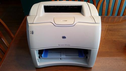 2001 Hp Laserjet 1200 Series Printer Service Repair