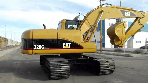 caterpillar 320 excavator manual pdf