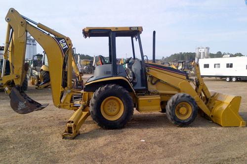 instant download 2003 caterpillar 420d backhoe loader parts manual