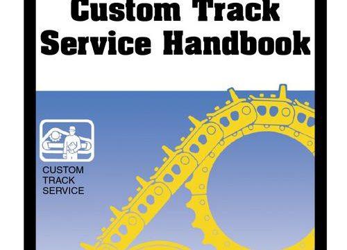 custom track service handbook caterpillar