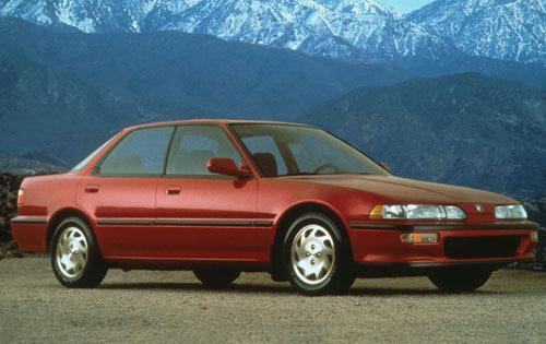 Acura Integra on 1991 Acura Integra Engine