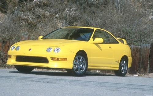 1998-2001 Acura Integra Car Service Repair Workshop Manual