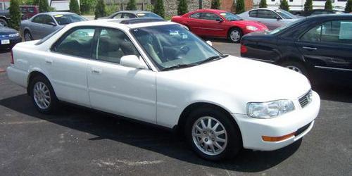 1995-1998 Acura 2.5TL/3.2TL Car Service Repair Workshop Manual on