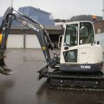 2013 Terex TC50 Mini Excavator Workshop Parts Catalog Manual