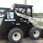 2013 Terex TSR70/80 Skid Steer Loader Workshop Parts Catalog Manual