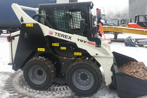 2013 Terex Tsv50  60 Skid Steer Loader Workshop Parts