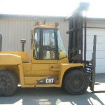 Caterpillar DP100,DP115,DP135,DP150 Chassis & Mast Forklifts Service Reapir Workshop Manual