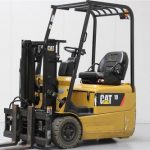 Caterpillar EP10KRT,EP12KRT,EP15KRT Chassis,Mast & Options Forklifts Service Reapir Workshop Manual