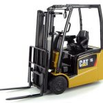 Caterpillar EP16,EP18,EP20,EP25,EP30 Chassis with MicroCommand II™ Controller Forklifts Service Reapir Workshop Manual