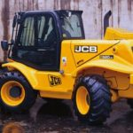 JCB 520-50,525-50,525-50S Loadall Telescopic Handler Service Repair Manual