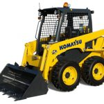KOMATSU SK714-5/SK815-5 Skid Steer Loader Service Repair Workshop Manual