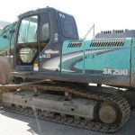 Kobelco Model SK200-8/SK210LC-8 Hydraulic Excavator Service Repair Workshop Manual