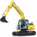 2008 New Holland E135B Crawler Excavator Service Repair Workshop Manual
