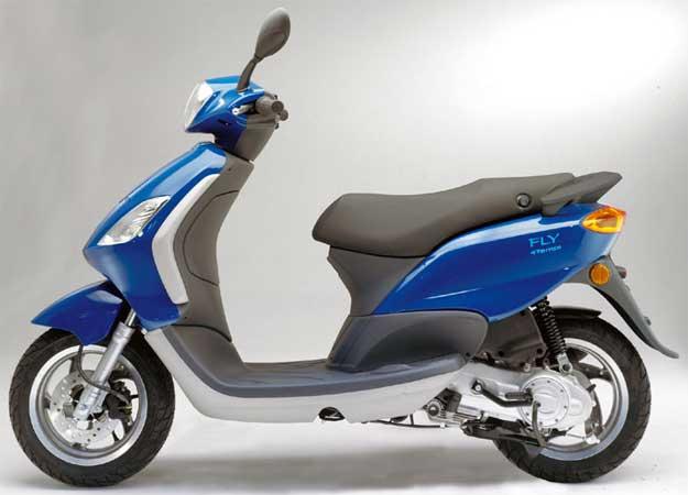 Piaggio Vespa Mss Fly 50 4t Motorcycle Service Repair Workshop Manual