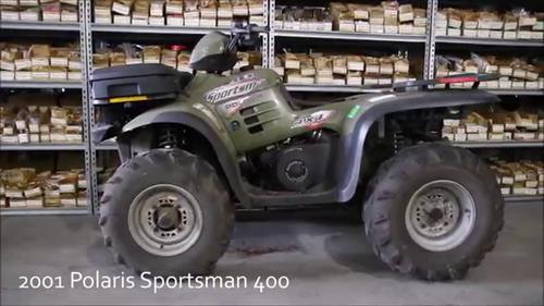 2001 Polaris Sportsman Wiring Diagram