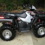 2005 Polaris Sportsman 700EFI/800EFI Motocycle Service Repair Workshop Manual