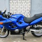 Suzuki GSX600F Motocycle Service Repair Workshop Manual