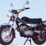 Suzuki Model RV125 Motocycle Service Repair Workshop Manual