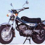 Suzuki Model RV125 Motocycle Service Repair Workshop Manual
