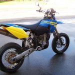 2006 Husaberg Motorcycle Service Repair Workshop Manual