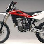 2006 Husqvama TE 250-450-510, TC 250-450-510, SMR 400-450-510 Motorcycle Owner's manual