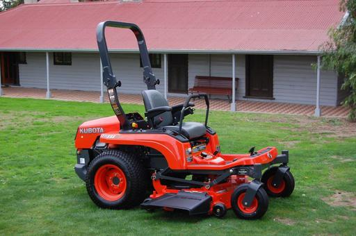 Kubota WSM ZG222ZG227ZG227L60SUPPLEMENT Lawn Mowers Service