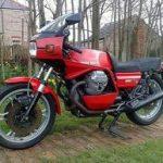 Moto Guzzi V1000 G5 and 1000 SP Motorcycle Service Repair Workshop Manual