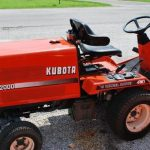 1990 Kubota WSM F2000/F2100/F2100E/F2400 Front Mover Service Repair Workshop Manual(French)
