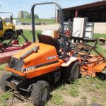 2006 Kubota WSM F2260,F2560(E),F3060,F3560 Front Mover Service Repair Workshop Manual