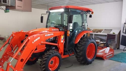 Kubota l3600 Tractor Repair Manual
