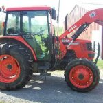 2000 Kubota WSM M4900,M5700 Tractor Service Repair Workshop Manual