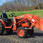 2008 Kubota WSM B2320,B2620,B2920 Tractor Service Repair Workshop Manual(French)