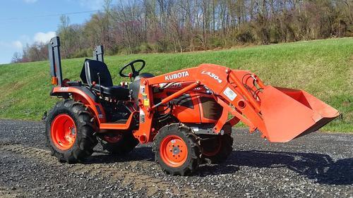 2008 Kubota Wsm B2320 B2620 B2920 Tractor Service Repair