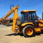 1989 Case 580K Loader Backhoe Service Repair Workshop Manual