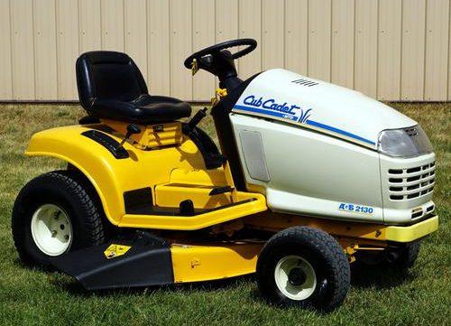 Cub Cadet Series 2000 Tractors Mower Decks And Attachments