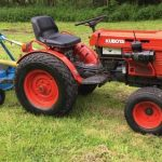 1986 Kubota Model B5100D,BB5100E,B6100D,B6100E,B6100HST-D,B6100HST-E,B7100D,B71OOHST-D,B71OOHST-E Tractor Service Repair Workshop Manual