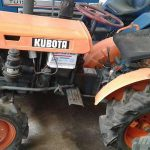 Kubota Model B6000 Tractor Service Repair Workshop Manual