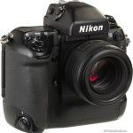 Nikon F5 Digital Camera Service Repair Workshop Manual