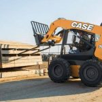 2011 Case SR/SV Alpha Series Skid Steer Loader & TR/TV Alpha Series Compact Track Loader Operator's Manual