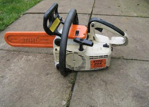 STIHL 009,010,011 Chain Saws Service Repair Workshop Manual