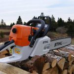 STIHL MS 341,361 Chain Saws Service Repair Workshop Manual