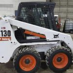 2009 Bobcat S130  Skid-Steer Loader Service Repair Workshop Manual
