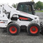 Bobcat A770 All-Wheel Steer Skid Steer Loader Service Repair Workshop Manual