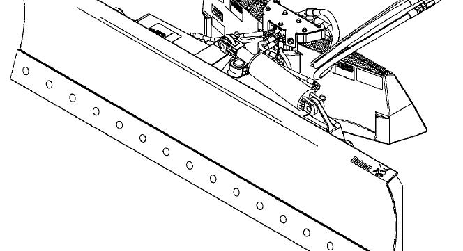 bobcat dozer 96 inch service repair workshop manual