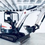 Bobcat E55 Compact Excavator Service Repair Workshop Manual