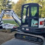 Bobcat E35 Compact Excavator Service Repair Workshop Manual
